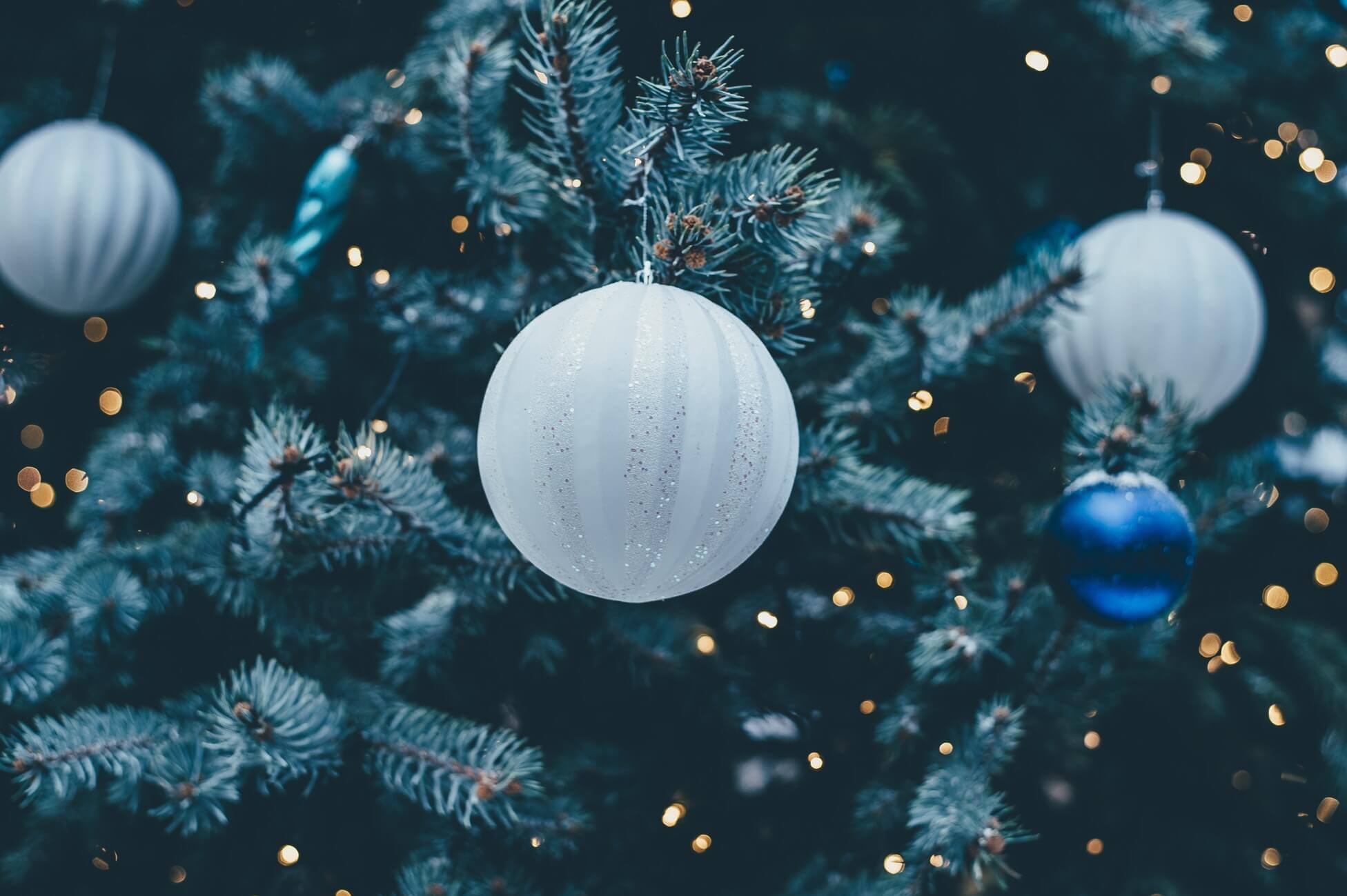 Winter Holidays Infographic