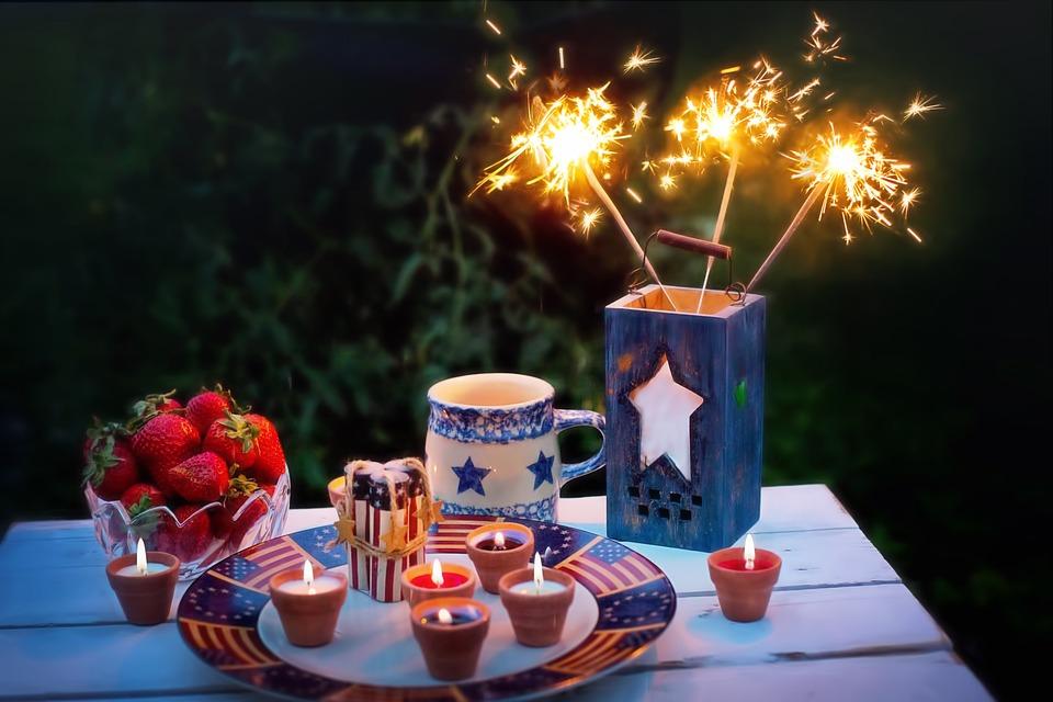 Fourth of July Social Media